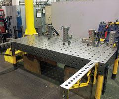 Moving To Modular Welding Fixturing The Fabricator
