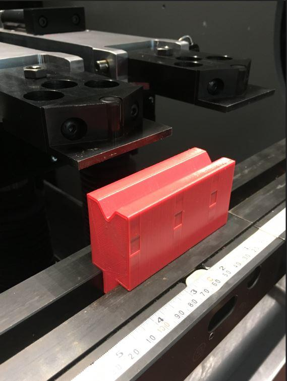 Need A Custom Press Brake Tool Try Printing It The