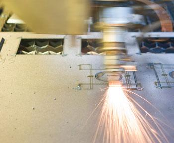 Fiber Laser Cutting Head