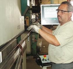 New Press Brake New Production Philosophy The Fabricator