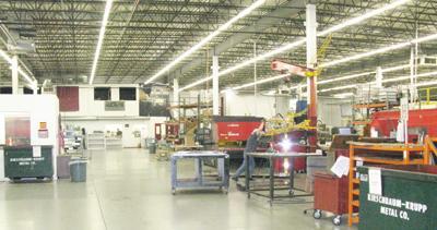 No Nonsense Lean At Micron Metalworks The Fabricator