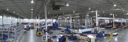Sargent metal fabricators shop
