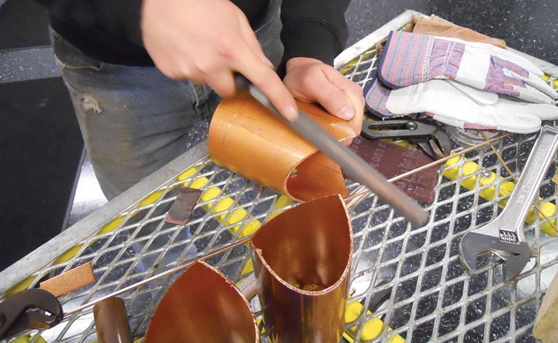 Oxyfuel Brazing Primer The Fabricator