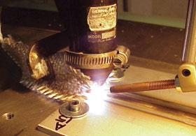 Plasma Arc Welding