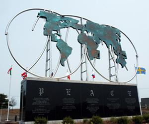 Harmony Atlas Sculpture