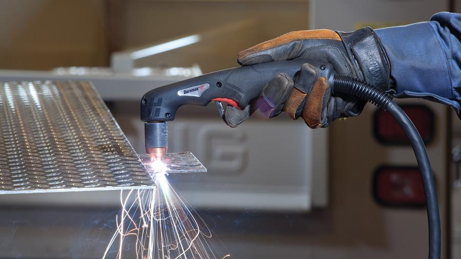 Plasma Cutting Torches The Long And Short Of It The