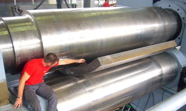 Plate Rolls Keep Rolling Heavier Plate The Fabricator