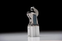 Pneumatic gripper withstands hot forming environments - TheFabricator