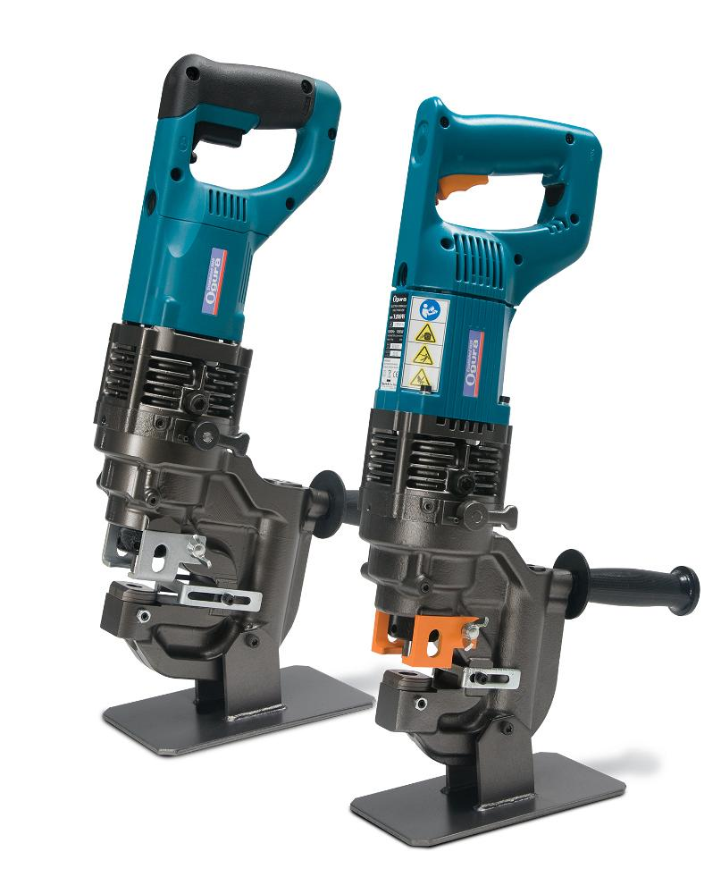 Power Reverse Punch Feature Helps Increase Hole Puncher Productivity