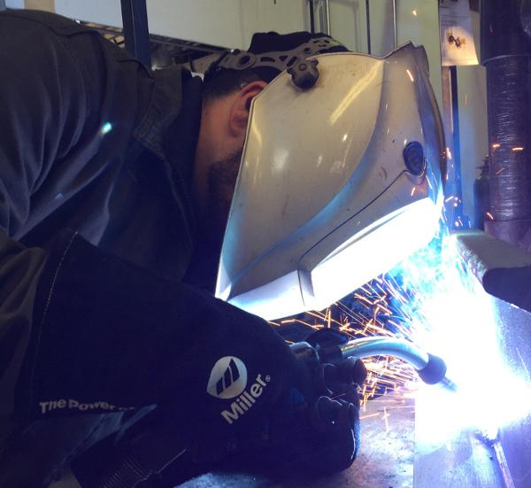 Preheating Can Be Critical To Welding Success