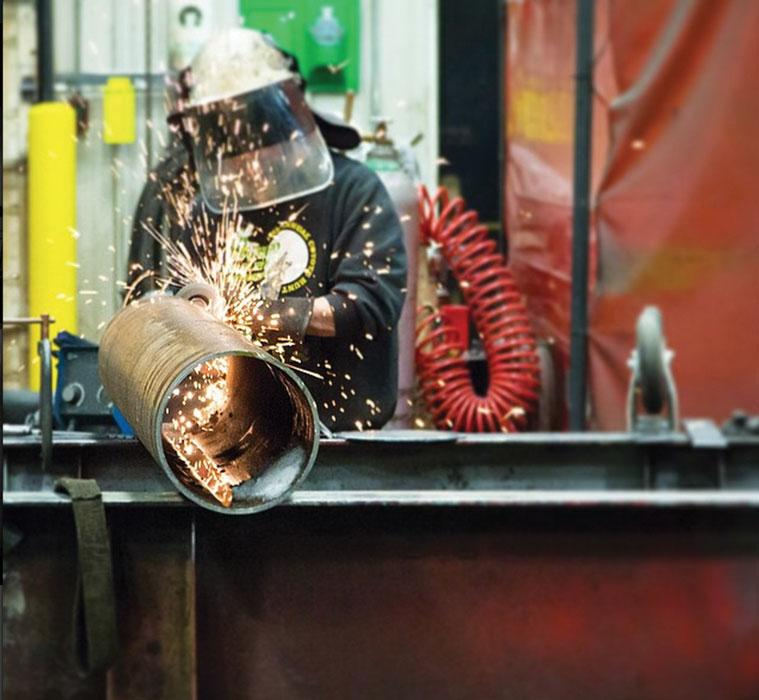 Preparing structural steel surfaces for painting coating for How to prepare metal for painting