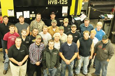 Press brake training helps build a foundation for success - TheFabricator.com