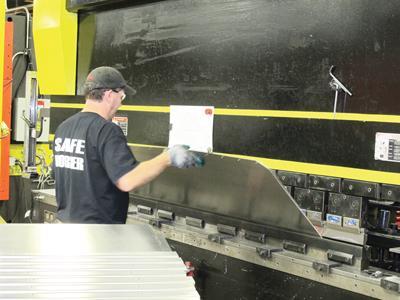 Press brake training helps build a foundation for success - TheFabricator.com