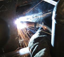 Pulse welding