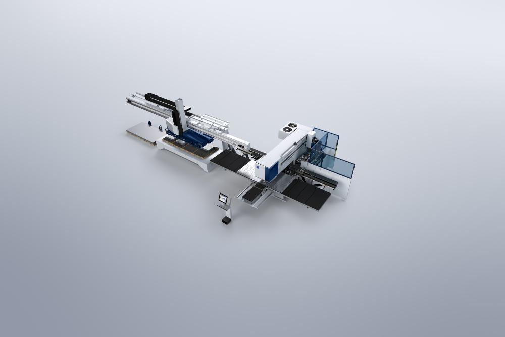 machines view stamping punching machine trumpf punch