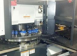 Tooling Punching