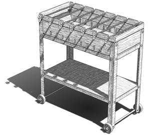sketch product concept 3 d