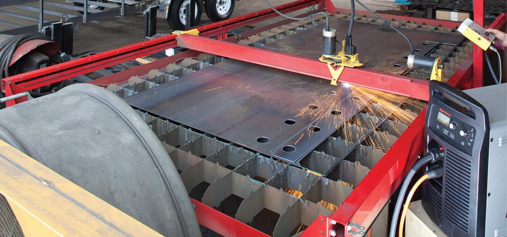 Putting Together A Plasma Cutting System The Fabricator