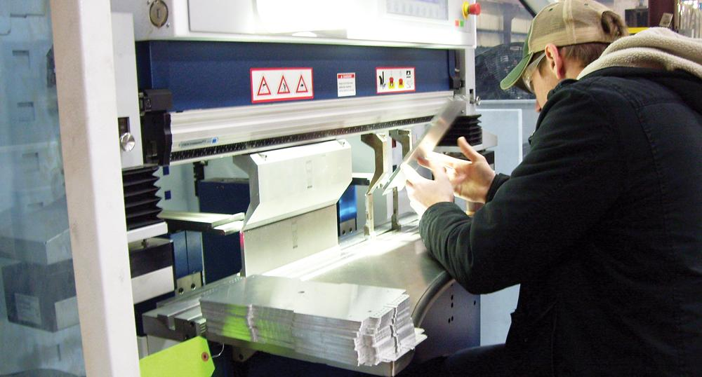quality assurance gets an upgrade at eaton fabricating