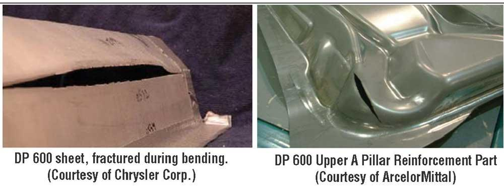R Amp D Update Shear Fracture In Bending Advanced High
