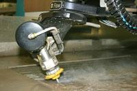 Race team embraces waterjet cutting - TheFabricator.com