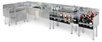 Fast Food Counter Fabricator