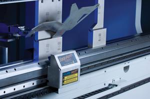 Adaptive Bending Laser Sensing