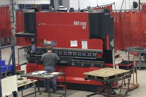 press brake operators