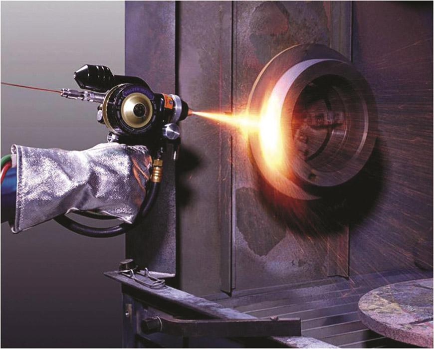 Reducing Thermal Spray Hazards With Proper Dust Collection