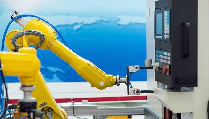 Report says metal fabrication robots market to grow at 18 ...