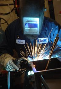 Rethinking weld shielding gas selection - TheFabricator