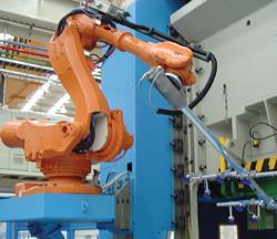 bottleneck cycle mechanical press