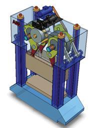 servomotor upgrade kit installed