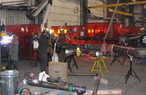 Robotic Pipe Welding With A Human Touch The Fabricator