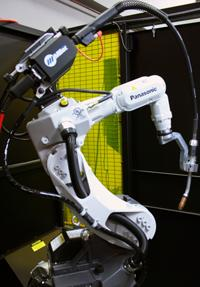 Robotic welding: Don't forget the consumables - TheFabricator.com