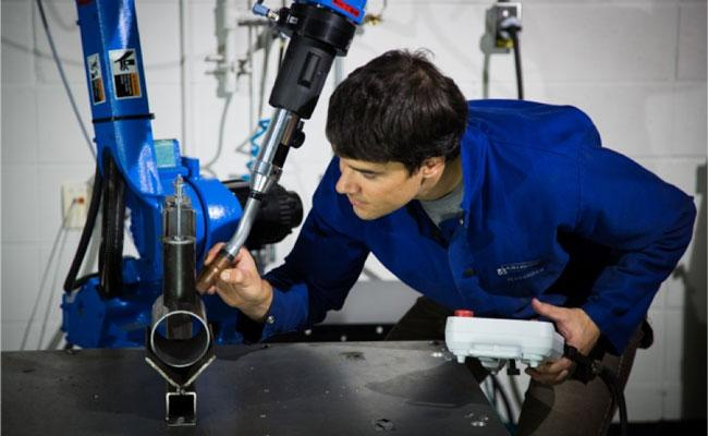 Robotic Welding Issues And Challenges The Fabricator