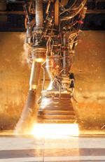 Merlin Engine SpaceX