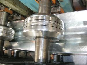 roll forming multiple gauges