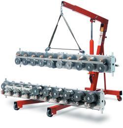 roll tooling hoist