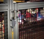 Guard Gate Interlocking Switches