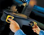 Two-hand controls robotic welding