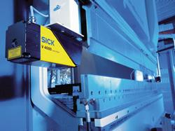 Press brake safety