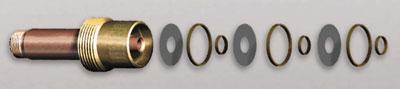 GTAW gas lense figure 2