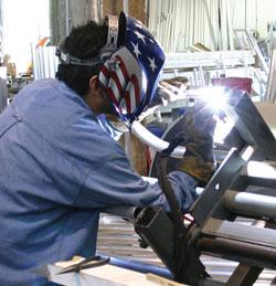 GTAW welder