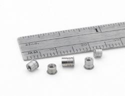 Self-clinching standoff fasteners designed for spacing, stacking applications in compact electronic assemblies - TheFabricator
