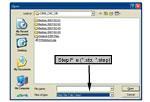 CNC Step File