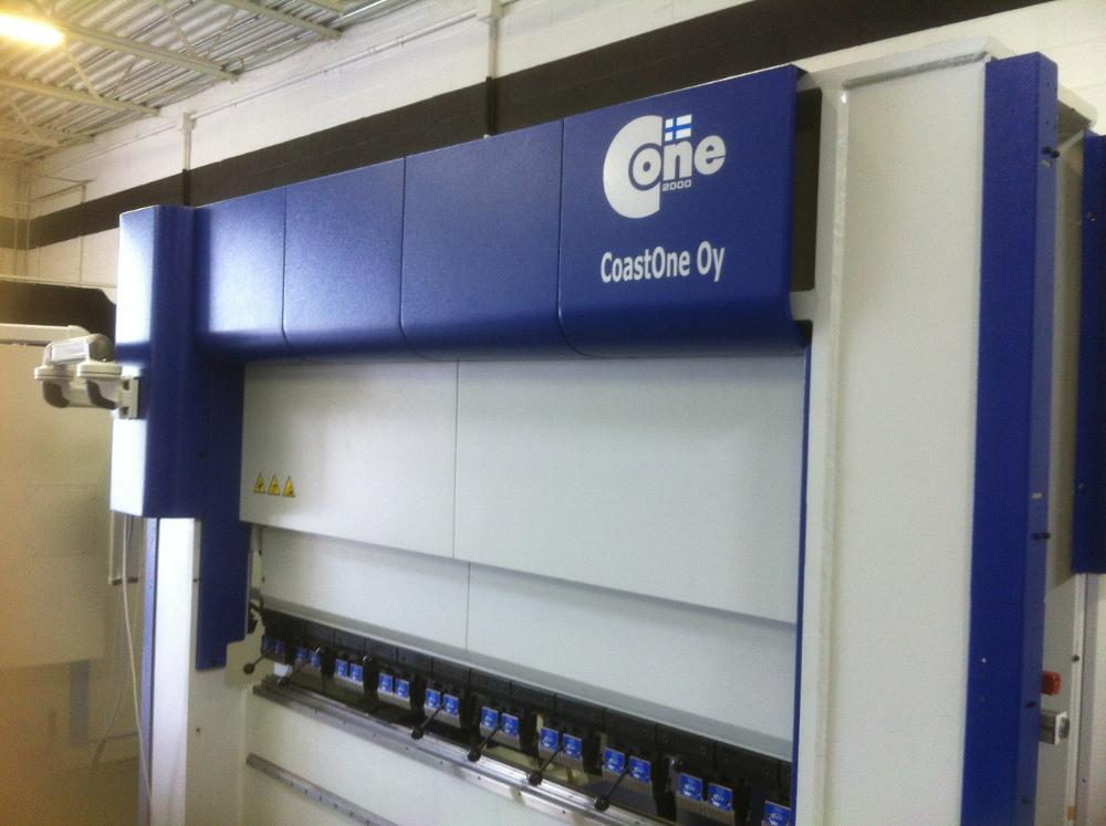 Servo Electric Press Brake Features O Frame That Reduces
