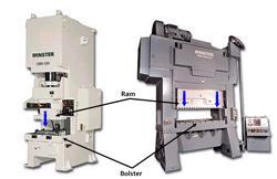 small metal press machine