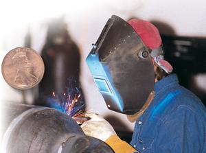 Shielding gas consumption efficiency - TheFabricator