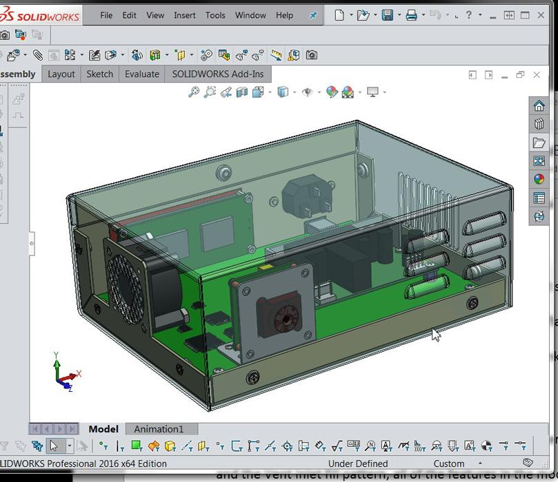 Shop technology and 3 d cad product development modeling for Store layout design software